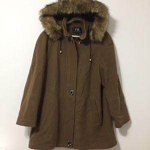 Jackets & Blazers - 🍁🍂🍁FS Limited Coat with Fur Hood